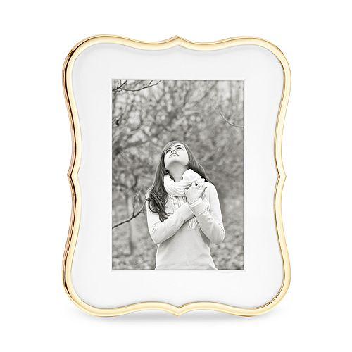 Kate Spade New York Crown Point Gold Frame 5 X 7 Bloomingdales