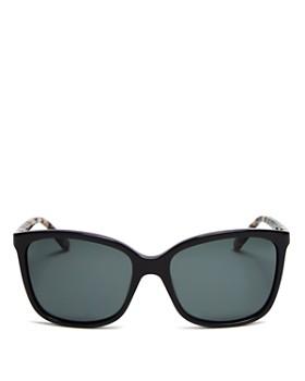 kate spade new york - Women's Kasie Polarized Sunglasses, 55mm