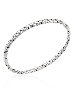 Click here for Chimento 18K White Gold Stretch Spring Bracelet prices