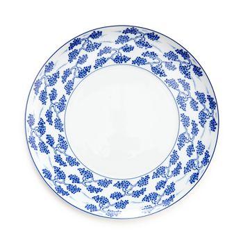 Mottahedeh - Blue Shou Dinner Plate