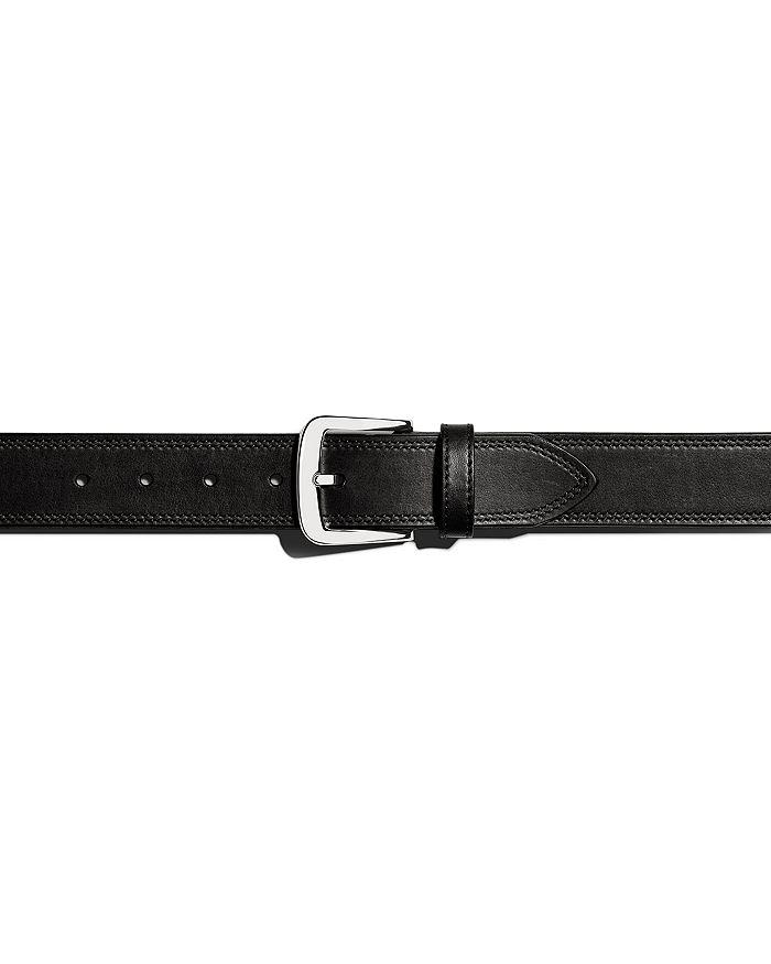 Shinola - Double Stitch Belt
