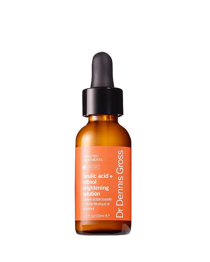 Dr. Dennis Gross Skincare - Ferulic Acid + Retinol Brightening Solution 1 oz.