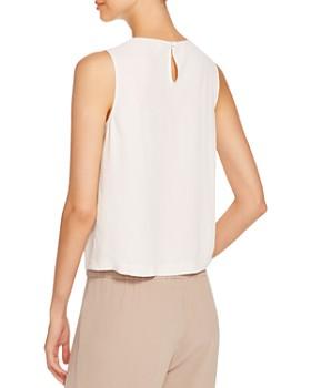 Eileen Fisher - System Silk Crop Top, Regular & Petite