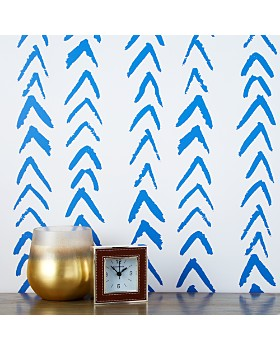 Chasing Paper - Triangles Removable Wallpaper