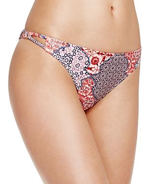 Minkpink Wild World String Bikini Bottom
