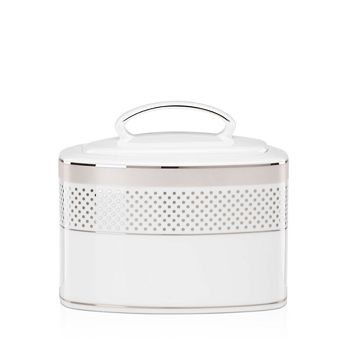 kate spade new york - Whitaker Street Sugar Bowl with Lid