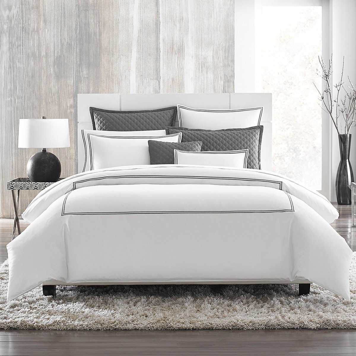 Hudson Park Collection Italian Percale Bedding 100 Exclusive Bloomingdale S