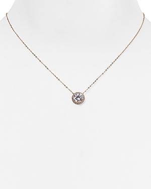 Nadri Pave Pendant Necklace, 16