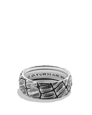 David Yurman - Naturals Gator Band Ring
