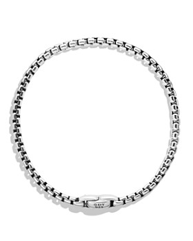 David Yurman - Medium Box Chain Bracelet