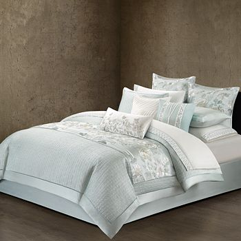 Natori - Canton Quilted Duvet Cover, King
