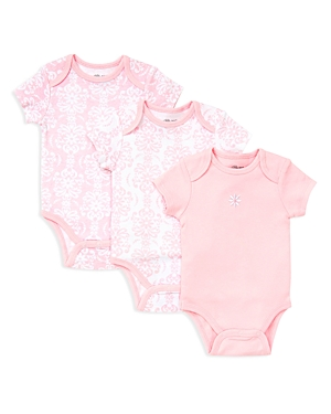 Little Me Girls Damask Scroll Bodysuit 3 Pack  Baby
