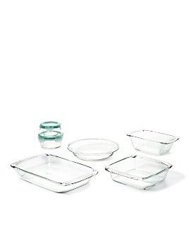 OXO - Good Grips 8-Piece Bake, Serve and Store Set