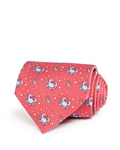 Vineyard Vines - Crab Wide Tie