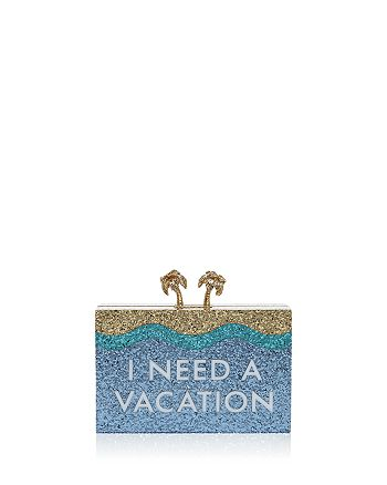 kate spade new york - I Need A Vacation Clutch