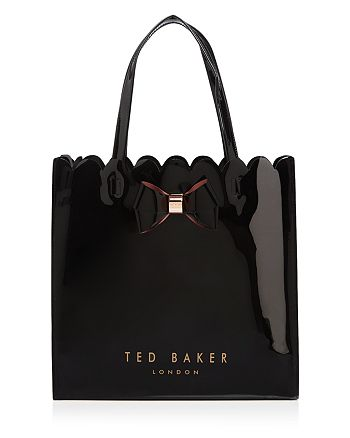 Ted Baker Scallop Bow Large Icon Tote