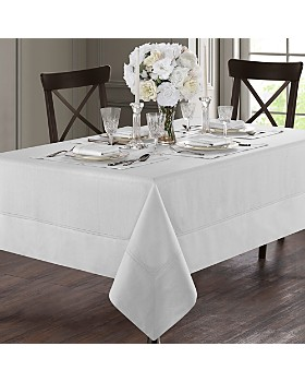 "Waterford - Corra Tablecloth, 70"" x 126"""