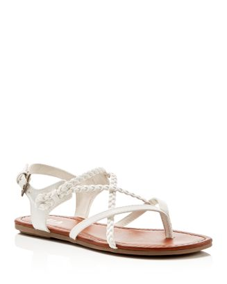 Mia Adrianna Flat Sandals Compare At 39 Bloomingdale S