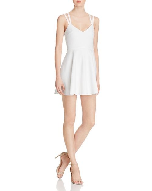 FRENCH CONNECTION - Whisper Ruth Strappy Dress