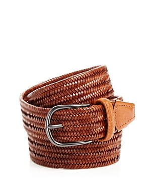 Anderson's Leather Stretch Woven Belt