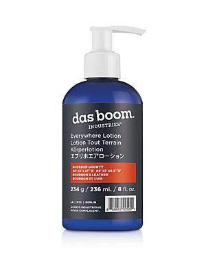 Das Boom Industries Bourbon County Everywhere Lotion