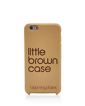 Bloomingdale's - Little Brown iPhone 7/8 & iPhone 7/8 Plus Case