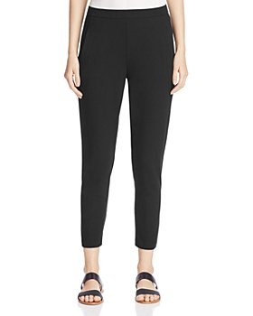Eileen Fisher Petites - Slim Ankle Slouchy Pants, Regular & Petite