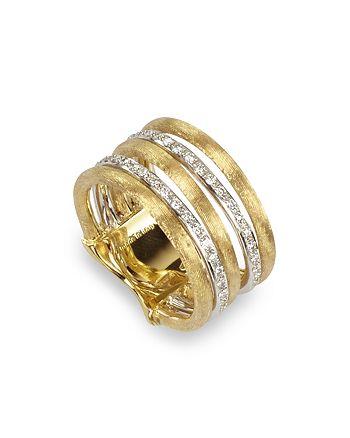 Marco Bicego - Diamond Jaipur Link 5-Strand Band Ring