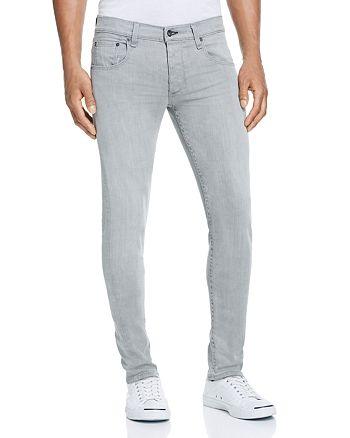 rag & bone - Fit 2 Slim Fit Jeans in Aged Grey - 100% Exclusive
