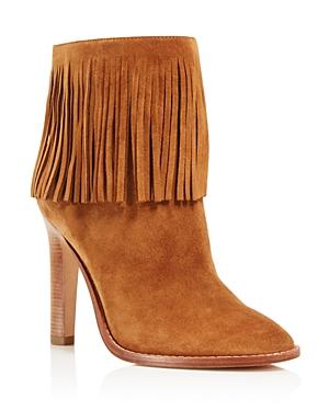 Joie Cambrie High Heel Booties - 100% Exclusive