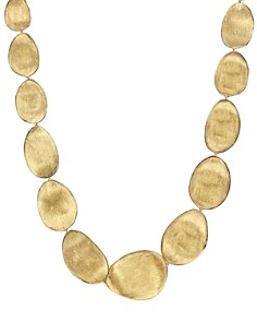 """Marco Bicego 18K Yellow Gold Lunaria Collar Necklace, 18.5"""" - Bloomingdale's_0"""