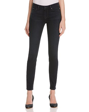 PAIGE - Verdugo Skinny Ankle Jeans in Prynn - 100% Exclusive