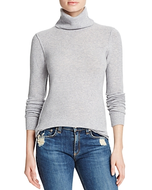 Aqua Cashmere Turtleneck Cashmere Sweater - 100% Exclusive