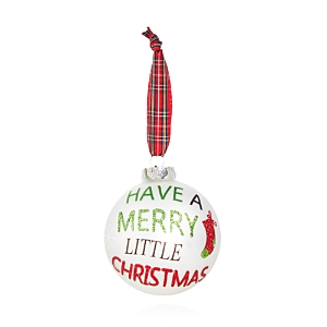 Bloomingdale's Have A Merry Little Christmas Ornament - 100% Exclusive