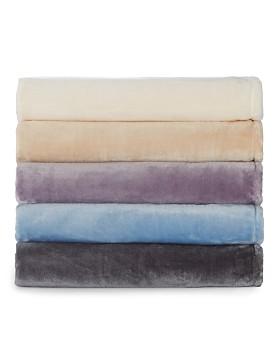 Melange - Home Bliss Velvet Fleece Blanket
