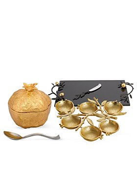Michael Aram - Pomegranate Serveware Collection