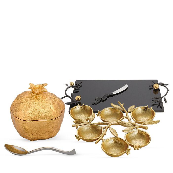 Michael Aram - Pomegranate Serveware Collection