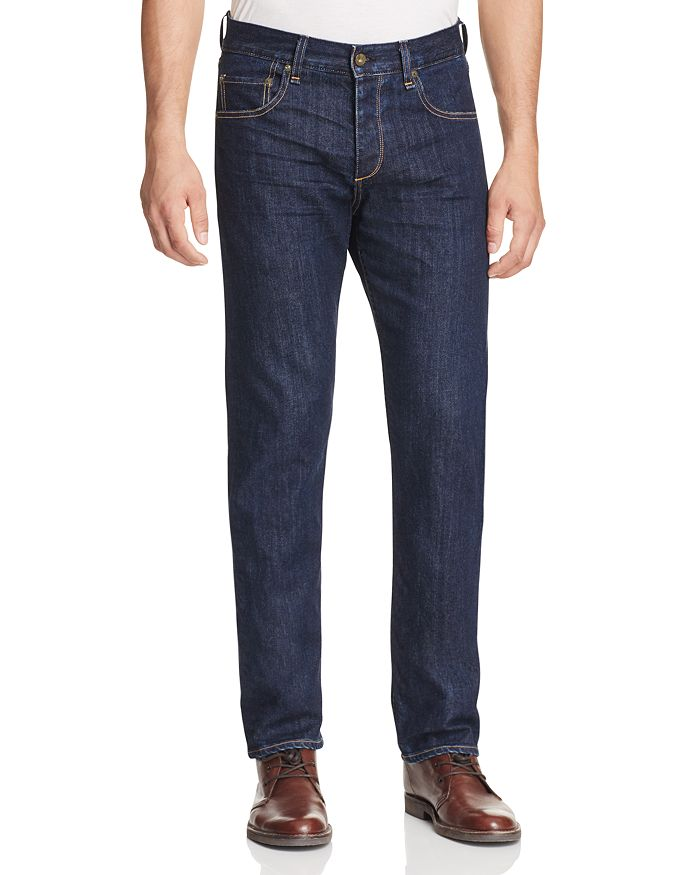 rag & bone - Fit 3 Straight Fit Jeans in Heritage