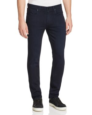 Paige Federal Slim Fit Jeans in Inkwell