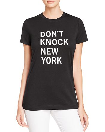 DKNY - Don't Knock New York Graphic Tee