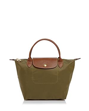Longchamp Handbags LE PLIAGE SMALL TOP HANDLE NYLON HANDBAG