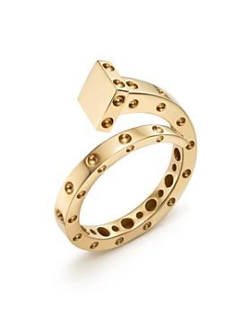 Roberto Coin - 18K Yellow Gold Pois Moi Chiodo Ring - 100% Exclusive