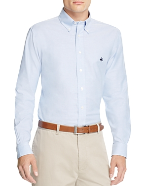 Brooks Brothers Regent Oxford Slim Fit Button-Down Shirt