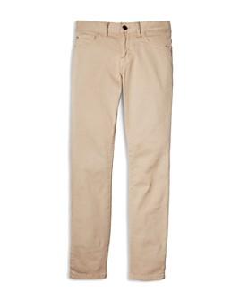 DL1961 -  Boys' Brady Slim Straight Twill Pants - Big Kid