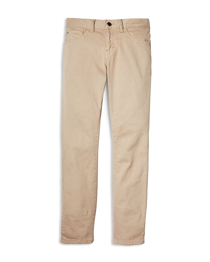 DL1961 - Boys' Brady Slim Straight Twill Pants - Big Kid