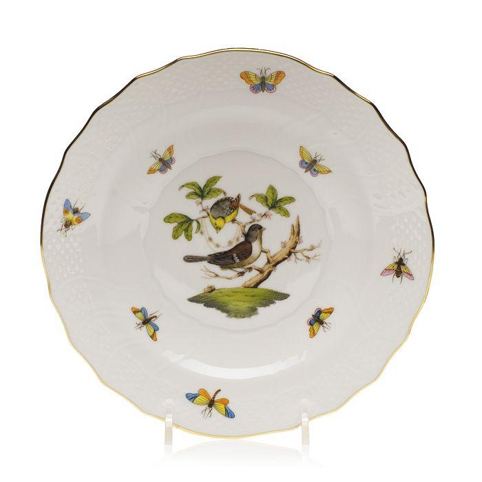Herend - Rothschild Bird Salad Plate