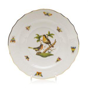 Herend Rothschild Bird Salad Plate