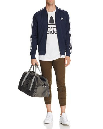Adidas - Jacket & Tee, REIGNING CHAMP Pants & More