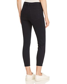 J Brand - Alana Cropped Skinny Jeans in Bluebird