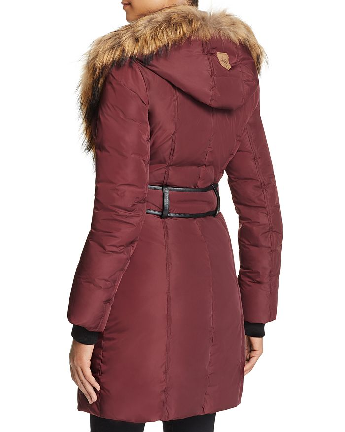 639f2a2afda Mackage - Kay Lavish Fur Trim Down Coat